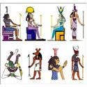 grille point de croix egypte gratuit