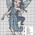 modèle point de croix blog 7 a la maison