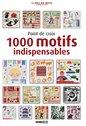 point de croix 1000 motifs indispensables