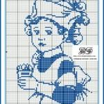grille point de croix en pdf