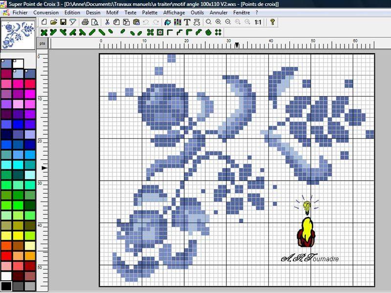 grille point de croix logiciel gratuit #4