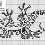 modèle point de croix gratuits a imprimer