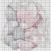 grille point de croix imprimer