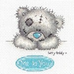 grille point de croix tatty teddy