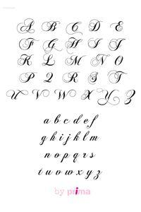 grille point de croix lettres cursives 6. Black Bedroom Furniture Sets. Home Design Ideas