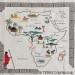 modèle point de croix afrique
