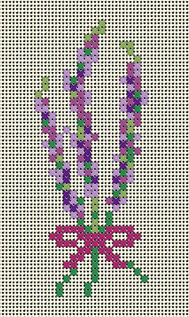 modèle prenom point de croix gratuit #9