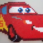 grille point de croix flash mac queen