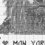 grille point de croix yorkshire