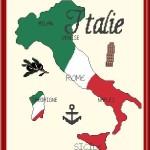 point de croix italie