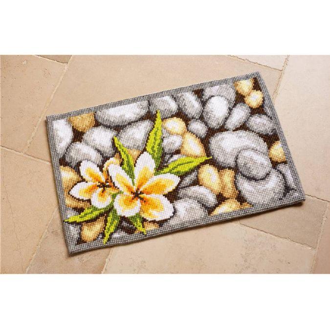 Методика ковровой вышивки 51