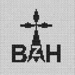 grille point de croix bretagne gratuite