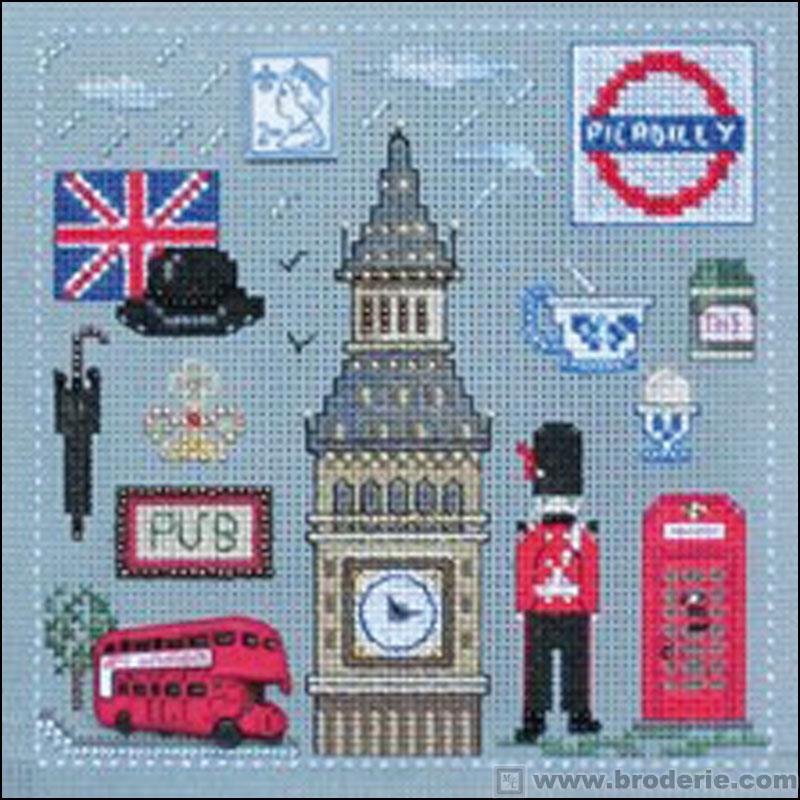 point de croix london